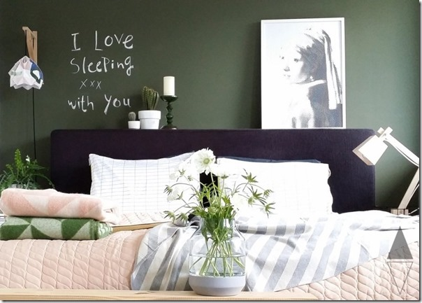 Amazing Camera Da Letto Verde Photos - Comads897.com ...