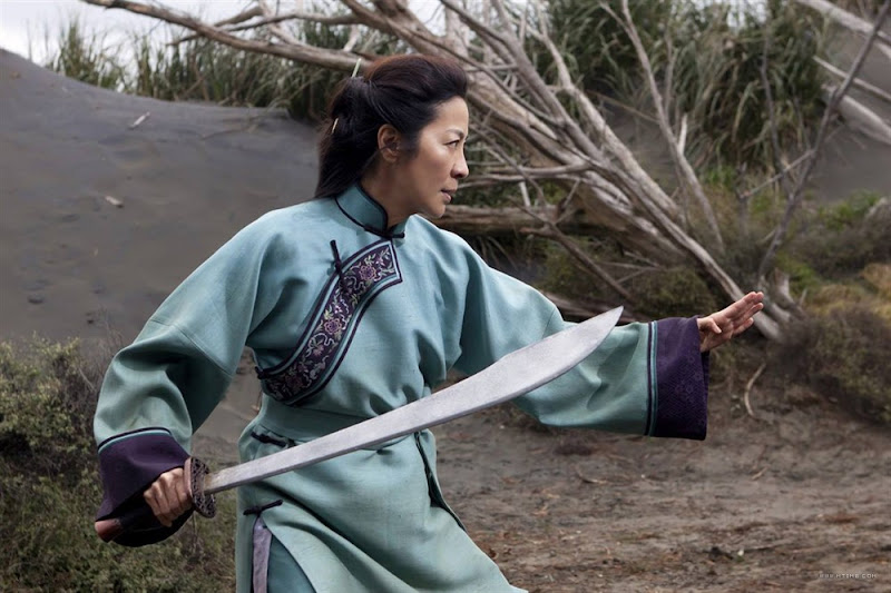 Crouching Tiger Hidden Dragon: Sword of Destiny  China Movie