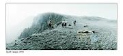 1975 г. Из Рыбачьего на Караби Яйлу