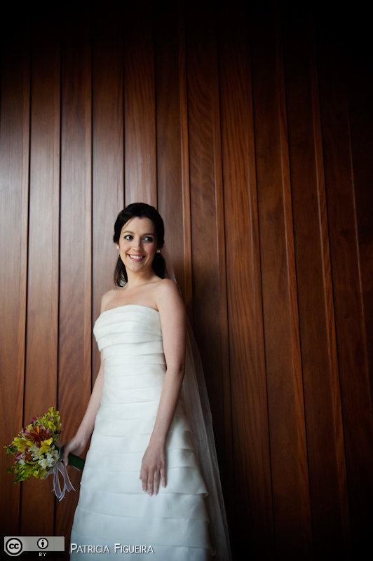 Foto de casamento 0385 de Fabiana e Guilherme. Marcações: 29/10/2010, Casamento Fabiana e Guilherme, Fotos de Vestido, Glorinha Pires Rebelo, Rio de Janeiro, Vestido, Vestido de Noiva.