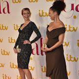 OIC - ENTSIMAGES.COM - Rachel Riley and Natalie Gumede at the  ITV Gala in London 19th November 2015 Photo Mobis Photos/OIC 0203 174 1069