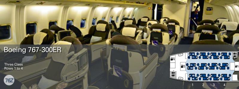 Seating Queries: Club World - FlyerTalk Forums