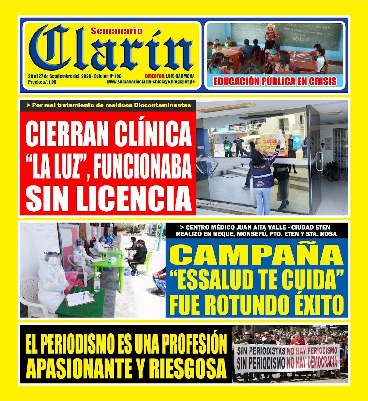 clarín - edición 195