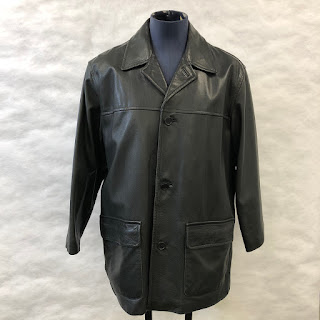 *SALE* Coach Black Leather Jacket