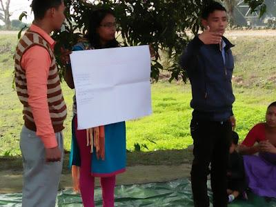 Dream building and Action Plan at Chilabandha, Udalguri