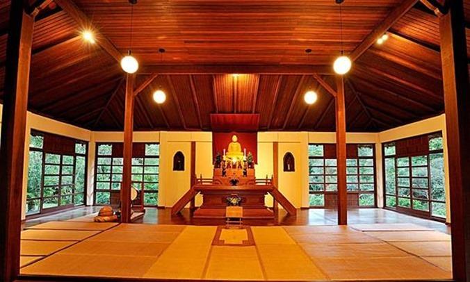 Templo da Oracao - foto Alair Caliari