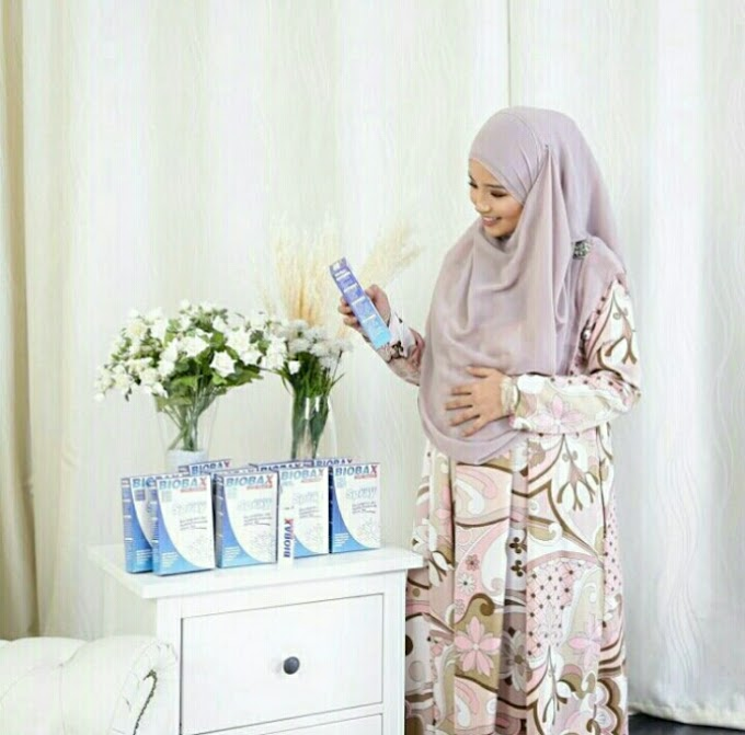 Biobax Cool Theraphy Untuk Wanita Hamil Sakit Pinggang dan Belakang
