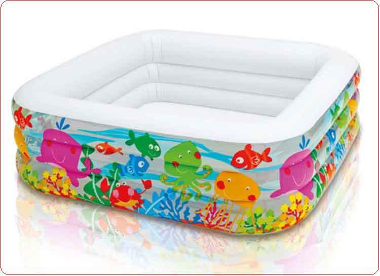Bể bơi trẻ em intex 57471 (159cm – 159cm – 50cm)