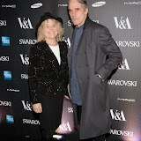 OIC - ENTSIMAGES.COM - Sinead Cusack and Jeremy Irons at the Alexander McQueen: Savage Beauty - private view Victoria and Albert Museum London 14th March 2015 Photo Mobis Photos/OIC 0203 174 1069