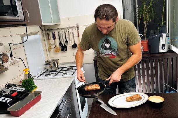 Razvan Anton muschi de porc crusta seminte de susan
