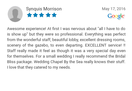 Wedding Chapel By The Sea Reviews Tbrb Info