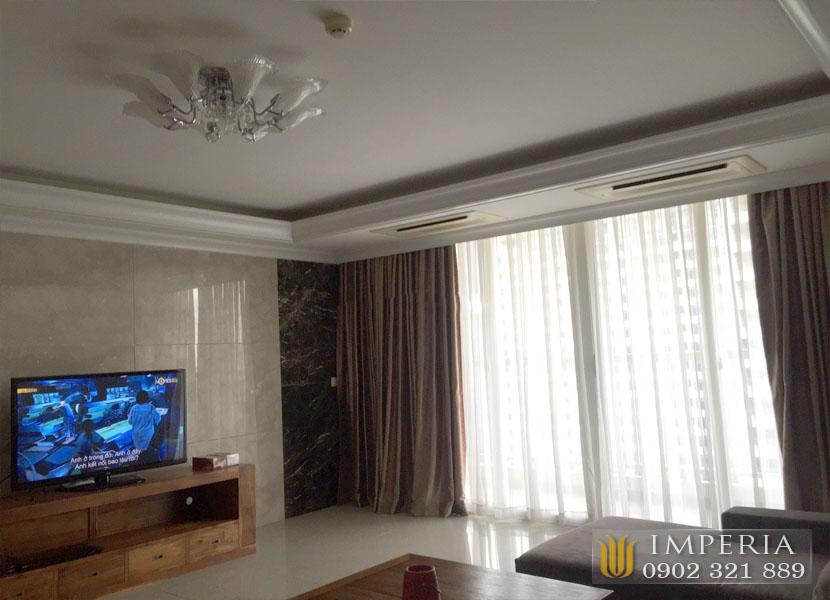 căn hộ 4 phòng ngủ Sky Villa cho thuê tại Imperia