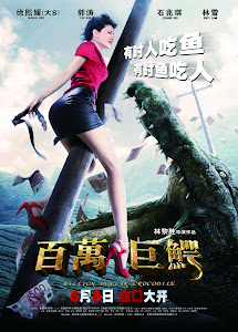 Cá Sấu Triệu Đô - Million Dollar Crocodile poster