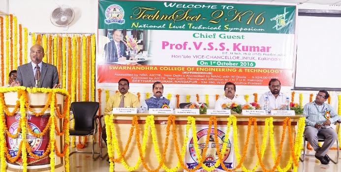 Prof. V S S Kumar