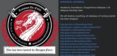 Lancar #OpsBedil, 'Hacker' Dari Malaysia Muncul Wira Selepas Berjaya Godam Pengkalan Data Israel