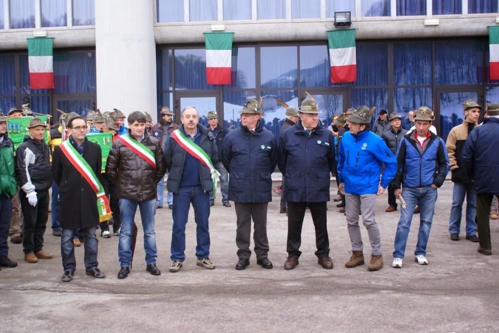Campionato Nazionale ANA sci di fondo Piani di Bobbio - Campionati%2BNazionali%2BANA%2BBarzio%2Bapertura%2B9.JPG