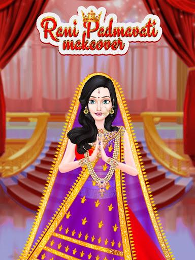 Rani Padmavati Makeover - Makeup & Dress up Salon 2.6 gameplay | by HackJr.Pw 6