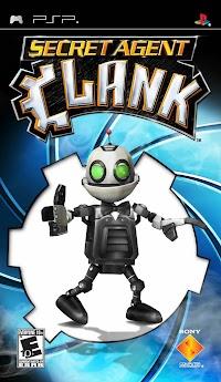Jaquette de Secret Agent Clank
