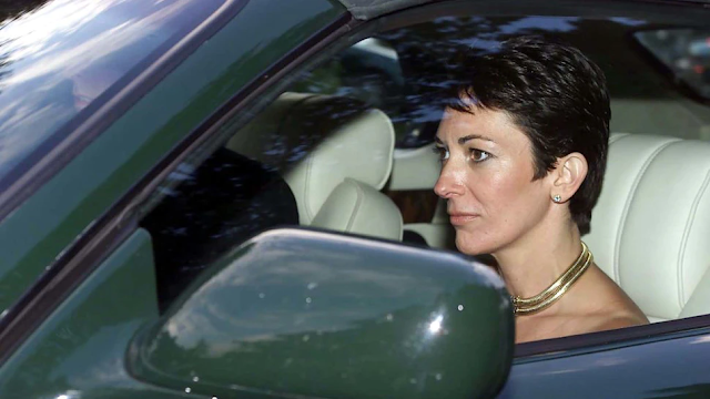 Ghislaine Maxwell Now Accusing Prison Guard Of Abuse