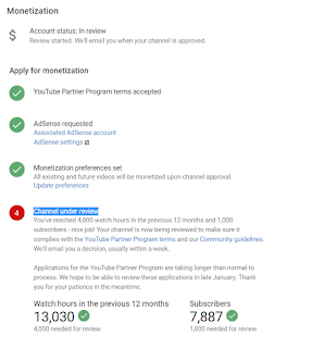 Youtube partner program apps are still taking longer than normal to youtube partner program apps are still taking longer than normal to process google product forums ccuart Image collections