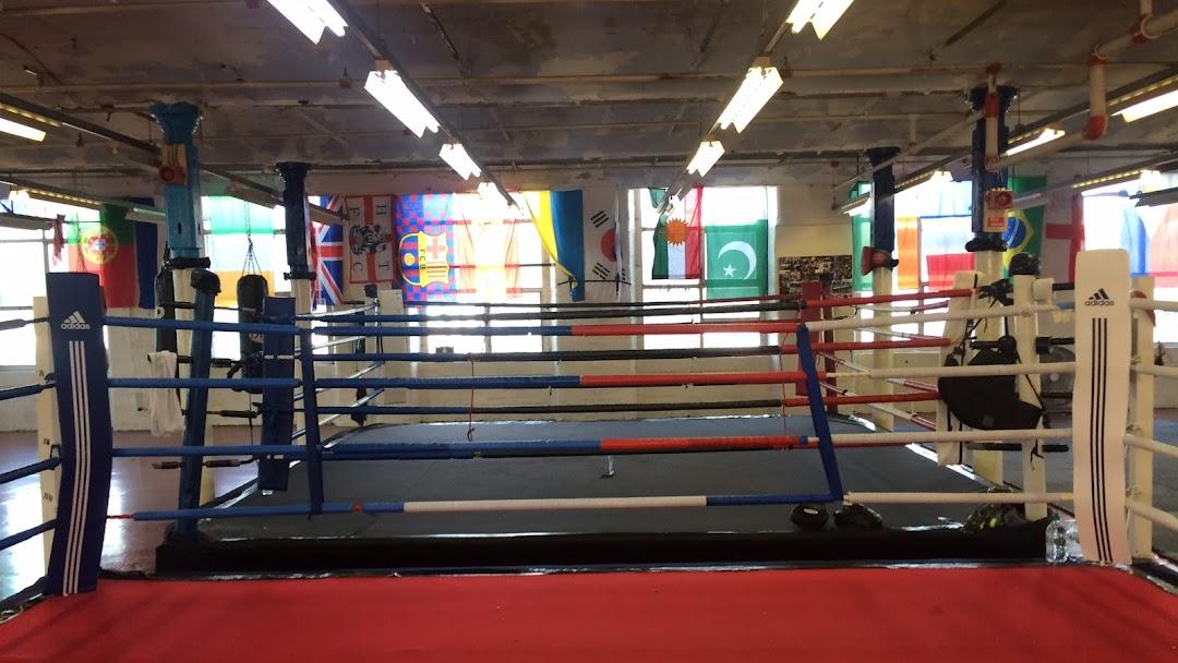 Gladiators Boxing Academy Huddersfield - Boxing Club