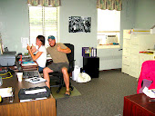 Julie & James are excited to finally have our offices IN the Reality Center!