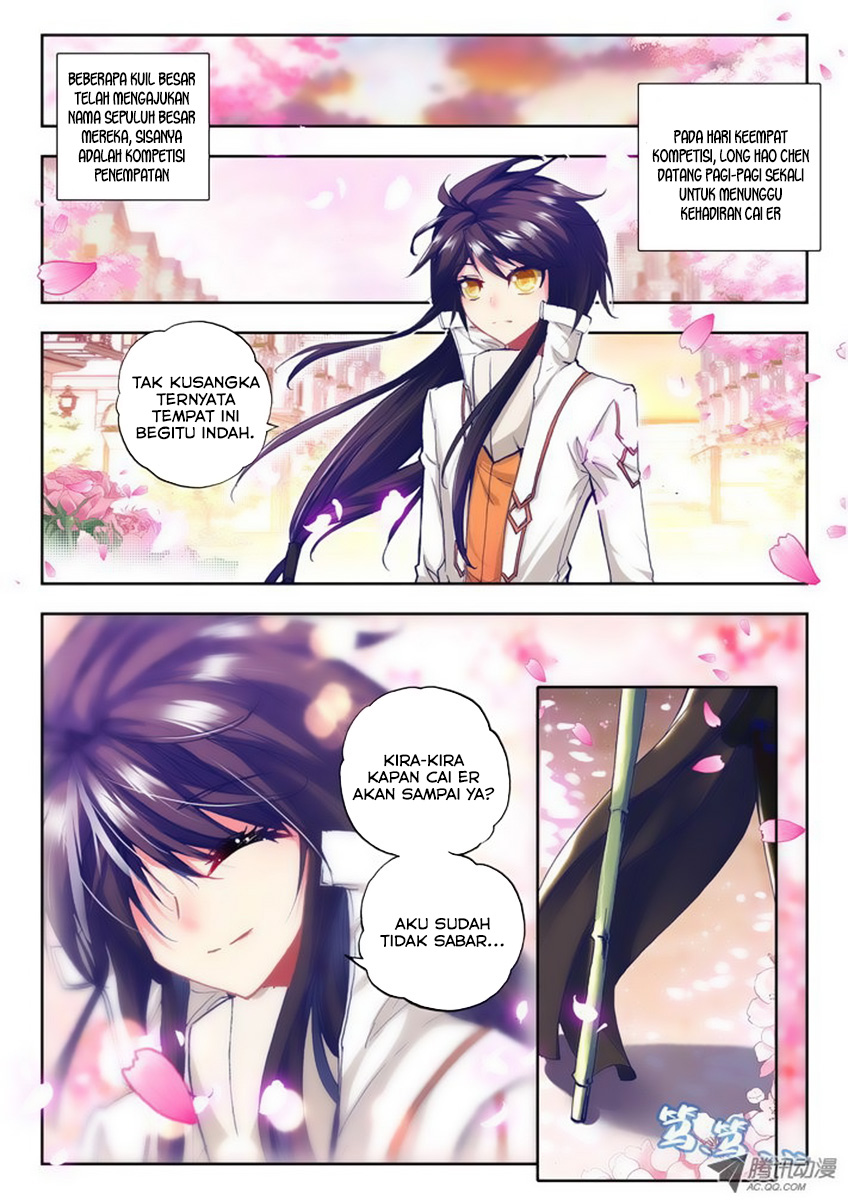 Baca Manga Shen Yin Wang Zuo Chapter 72 Komik Station