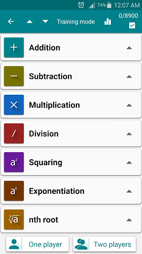 Math Tricks 2.17 screenshots 2