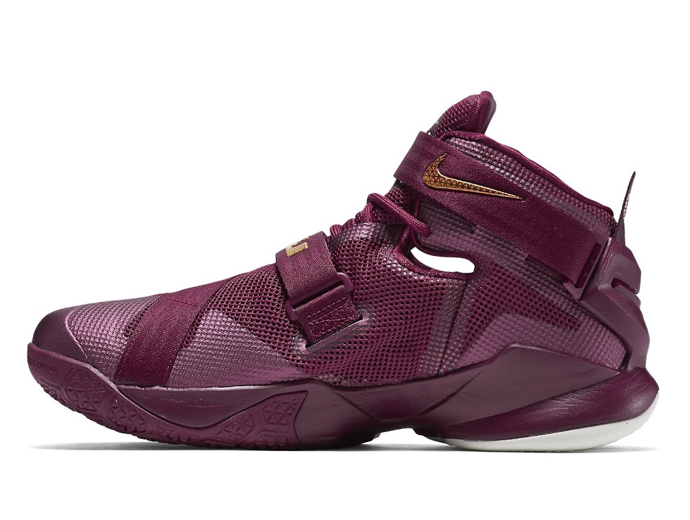 Nike Lebron Soldier 9 Colorways