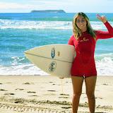 Evento Surfe Treino com a Marina Rezende e Josue Surf Training na Praia Mole de Surfing 4 Peace Bras
