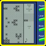 Retro Tetris Tank Icon