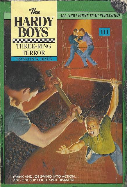 Three-Ring Terror cover
