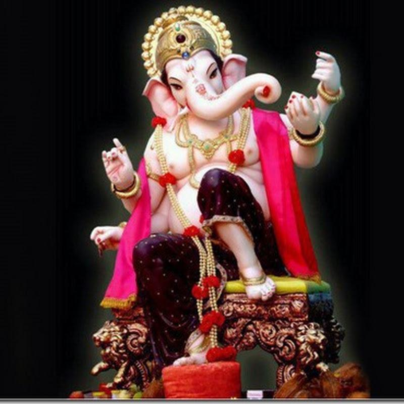 El dios hindú Ganesha