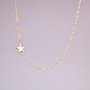 Cressie Star Necklace