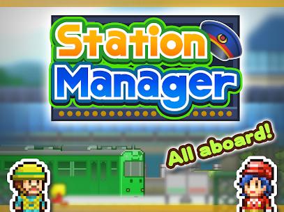 Station Manager v1.3.5 MOD 9