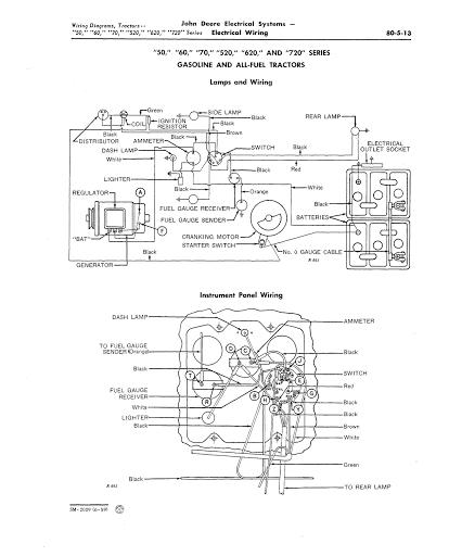 Wiring Diagram For John Deere 60, Wiring, Get Free Image
