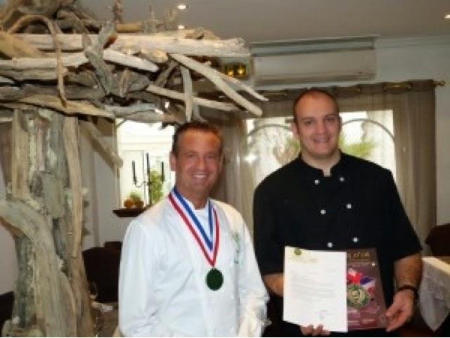 Saveurs d 39 ici cook enjoy id e sortie restaurant la - Restaurant salon de provence la table du roy ...