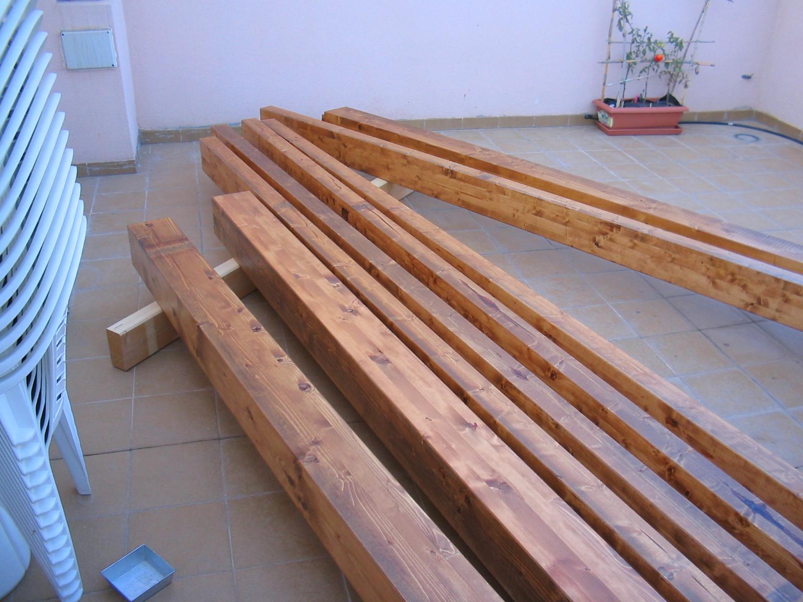 Como hacer una pergola de madera paso a paso taringa - Construir una pergola de madera ...
