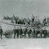 Boy's Own at Bournemouth Sands, 4 September 1895