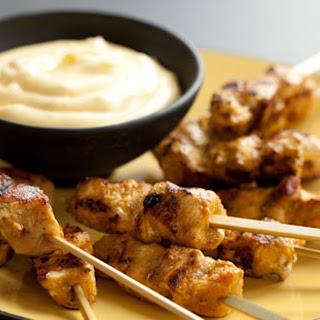 Mini Tapas Kebabs