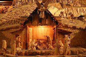 Nativity scene, Slovensky Bethlehem