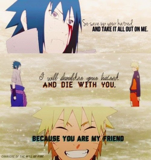 Famous Japanese Quotes About Friendship : Anime quotes about friendship to cheer you up