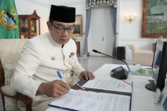Ridwan Kamil Minta 27 Kabupaten/Kota di Jabar Terapkan PPKM Level 4