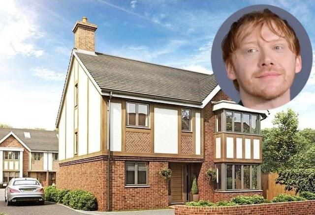 Harry Potter: Rupert Grint coloca à venda três mansões por R$ 15 milhões. Veja fotos!