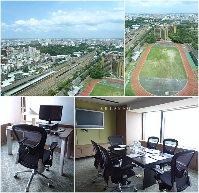 4 香格里拉台南遠東國際飯店 豪華閣 環境 住房