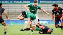Ireland U20 35 Georgia 7