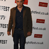 OIC - ENTSIMAGES.COM - Frederic Pierrot at the Film4 Frightfest on Sunday    of  Road Games  UK Film Premiere at the Vue West End in London on the 30th August 2015. Photo Mobis Photos/OIC 0203 174 1069