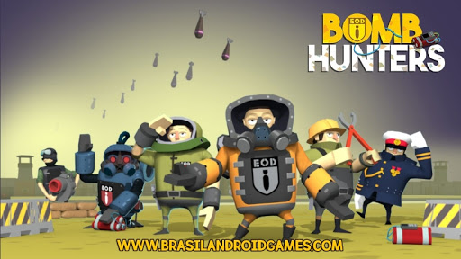 Download Bomb Hunters v2.0 APK Full - Jogos Android