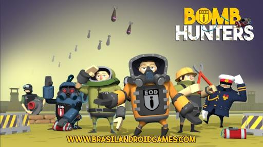 Bomb Hunters Imagem do Jogo
