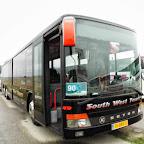 Setra van South West Tours bus 49